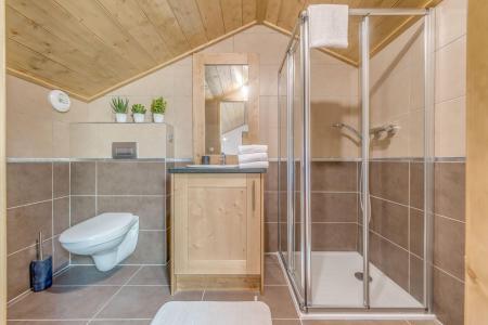 Vacances en montagne Appartement duplex 4 pièces 10 personnes (B24) - Résidence les Balcons Etoilés - Champagny-en-Vanoise - Douche