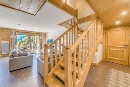 Vacances en montagne Appartement duplex 4 pièces 10 personnes (B24) - Résidence les Balcons Etoilés - Champagny-en-Vanoise - Escalier