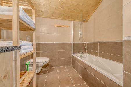 Vacances en montagne Appartement duplex 4 pièces 8 personnes (B20) - Résidence les Balcons Etoilés - Champagny-en-Vanoise - Baignoire