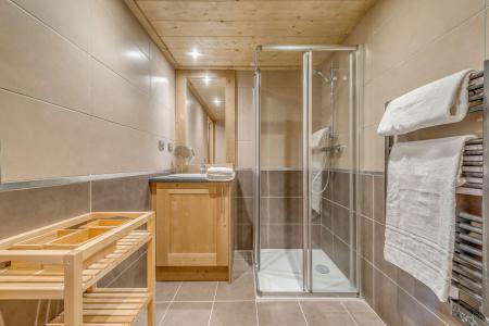 Vacances en montagne Appartement duplex 4 pièces 8 personnes (B20) - Résidence les Balcons Etoilés - Champagny-en-Vanoise - Douche