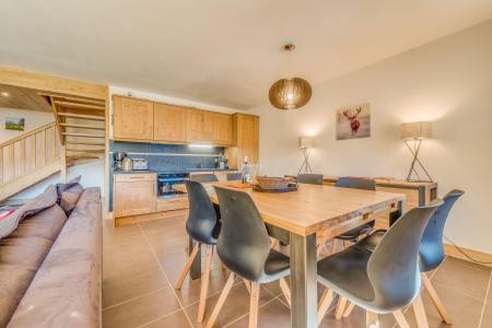 Vacances en montagne Appartement duplex 4 pièces 8 personnes (B20) - Résidence les Balcons Etoilés - Champagny-en-Vanoise - Kitchenette