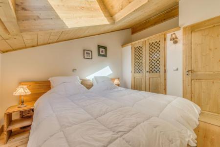 Vacances en montagne Appartement duplex 4 pièces 8 personnes (B20) - Résidence les Balcons Etoilés - Champagny-en-Vanoise - Lit double