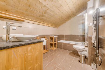 Vacances en montagne Appartement duplex 5 pièces 10 personnes (B25) - Résidence les Balcons Etoilés - Champagny-en-Vanoise - Baignoire