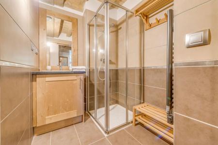 Vacances en montagne Appartement duplex 5 pièces 10 personnes (B25) - Résidence les Balcons Etoilés - Champagny-en-Vanoise - Douche