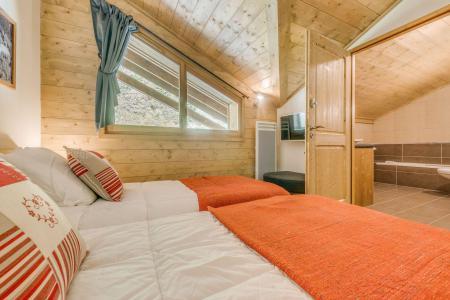 Vacances en montagne Appartement duplex 5 pièces 10 personnes (B25) - Résidence les Balcons Etoilés - Champagny-en-Vanoise - Lit simple