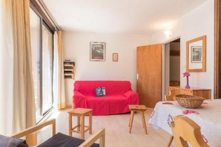 Holiday in mountain resort 3 room apartment 7 people (OTT10) - Résidence les Bardeaux - Montgenèvre - Settee