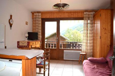 Holiday in mountain resort Logement 1 pièces 4 personnes (GB220-02) - Résidence les Bergeronnettes - Le Grand Bornand