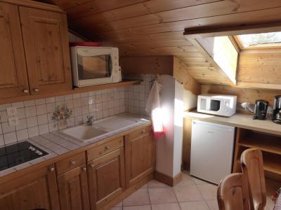 Vacances en montagne Appartement 4 pièces 8 personnes (BD9) - Résidence les Bergers - Les Contamines-Montjoie