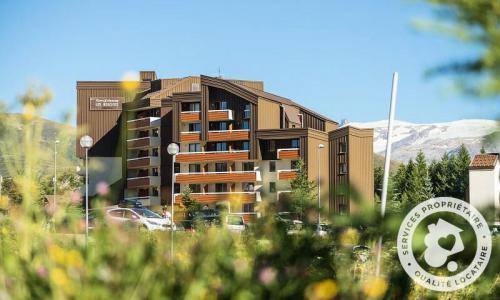 Location Alpe d'Huez : Résidence les Bergers - Maeva Home été