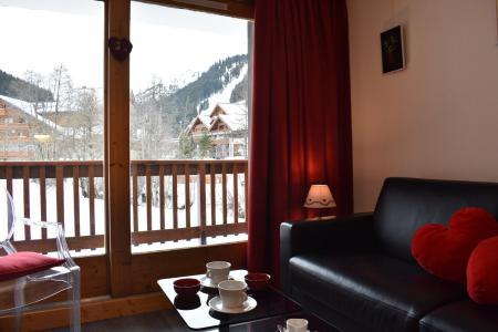 Vacances en montagne Studio divisible 6 personnes (10) - Résidence les Brimbelles - Méribel