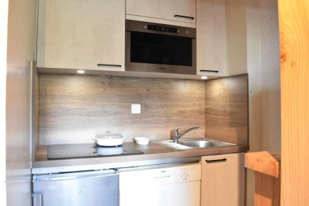 Vacances en montagne Studio 4 personnes (21) - Résidence les Brimbelles - Méribel - Logement