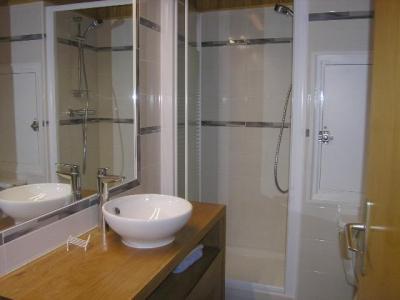 Vacances en montagne Studio 4 personnes (21) - Résidence les Brimbelles - Méribel - Salle d'eau