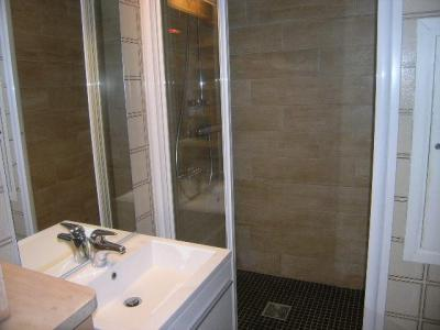 Vacances en montagne Studio mezzanine 5 personnes (32) - Résidence les Brimbelles - Méribel - Salle de bains