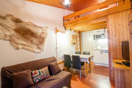 Vacances en montagne Appartement 2 pièces 4 personnes (CA35FA) - Résidence les Campanules - La Norma