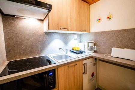Vacances en montagne Appartement 2 pièces coin montagne 6 personnes (CA60FC) - Résidence les Campanules - La Norma