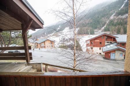 Vacances en montagne Studio 2 personnes (CA11FC) - Résidence les Campanules - La Norma