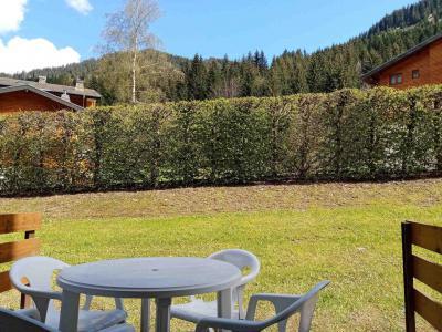 Vacances en montagne Studio coin montagne 4 personnes (6) - Résidence les Campanules - Châtel