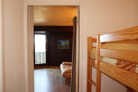 Holiday in mountain resort Studio 4 people (006) - Résidence les Carlines - Les Orres - Plan