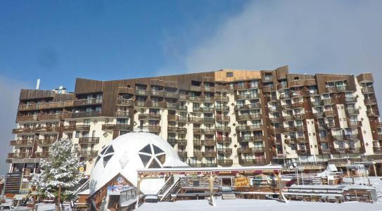 Holiday in mountain resort Studio sleeping corner 4 people (014) - Résidence les Carlines - Les Orres