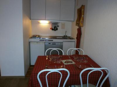Vacances en montagne Appartement 2 pièces 4 personnes (E17) - Résidence les Carlines - Méribel