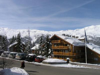 Vacances en montagne Résidence les Carlines - Méribel