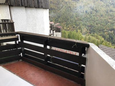 Holiday in mountain resort Studio sleeping corner 4 people (318) - Résidence les Carlines - Les Orres