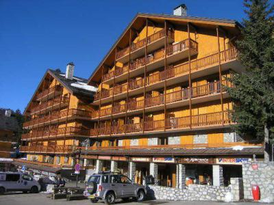 Vacances en montagne Studio 5 personnes (0E1) - Résidence les Carlines - Méribel
