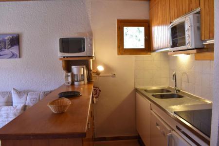 Vacances en montagne Appartement 3 pièces 6 personnes (D9) - Résidence les Carlines - Méribel