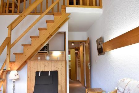 Vacances en montagne Appartement duplex 3 pièces 6 personnes (E15) - Résidence les Carlines - Méribel