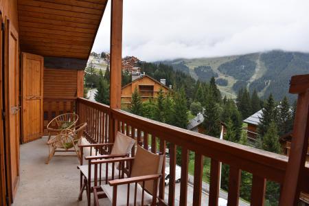 Vacances en montagne Appartement duplex 3 pièces 6 personnes (D23) - Résidence les Carlines - Méribel