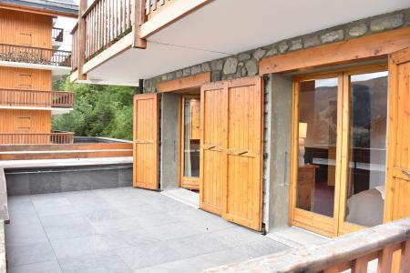Vacances en montagne Studio 4 personnes (D1) - Résidence les Carlines - Méribel