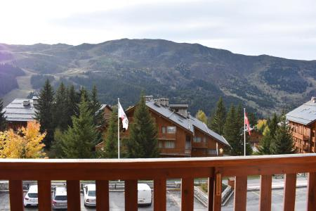 Location au ski Appartement 2 pièces 3 personnes (CARE13) - Résidence les Carlines - Méribel - Extérieur été