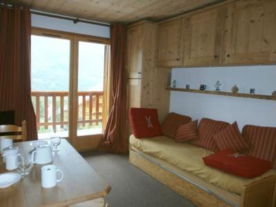 Vacances en montagne Appartement 2 pièces 5 personnes (D16) - Résidence les Carlines - Méribel - Séjour