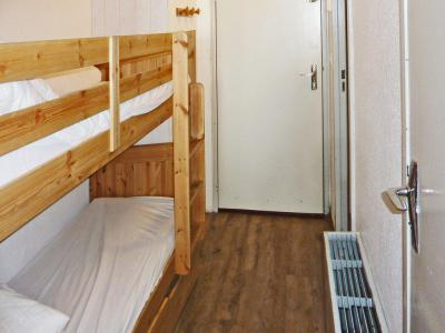 Holiday in mountain resort Studio 4 people (030) - Résidence les Carlines - Les Orres - Bunk beds