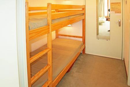 Holiday in mountain resort Studio sleeping corner 4 people (011) - Résidence les Carlines - Les Orres - Bath-tub