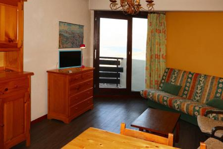 Holiday in mountain resort 2 room apartment sleeping corner 6 people (055) - Résidence les Cembros - Les Orres