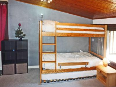 Holiday in mountain resort 3 room duplex apartment 8 people (060) - Résidence les Cembros - Les Orres - Bunk beds