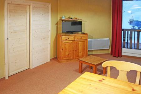 Holiday in mountain resort 2 room apartment sleeping corner 6 people (045) - Résidence les Cembros - Les Orres