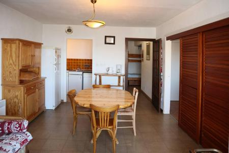 Holiday in mountain resort 2 room apartment sleeping corner 4 people (046) - Résidence les Cembros - Les Orres