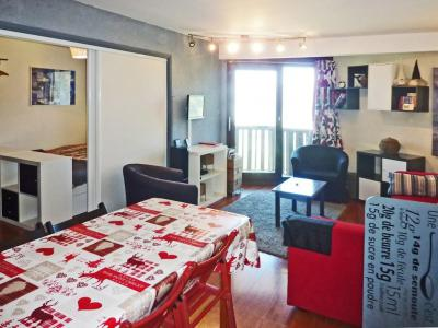 Holiday in mountain resort 3 room duplex apartment 8 people (060) - Résidence les Cembros - Les Orres