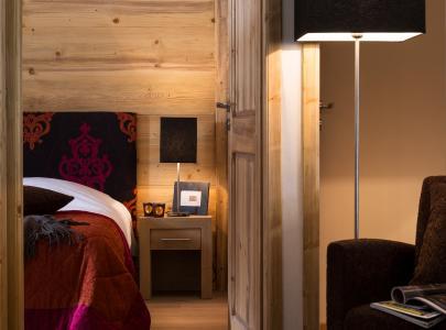 Vacances en montagne Résidence les Chalets d'Angèle - Châtel - Chambre
