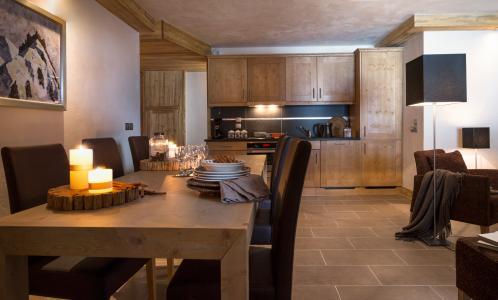 Vacances en montagne Résidence les Chalets d'Angèle - Châtel - Salle à manger
