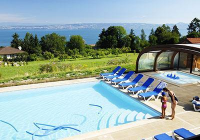 Location Residence Les Chalets D'evian