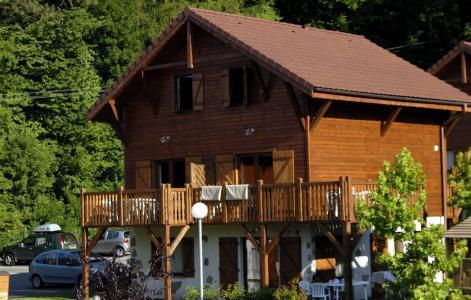 Location au ski Résidence les Chalets d'Evian - Thollon les Mémises - Extérieur été