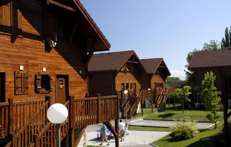 Vacances en montagne Résidence les Chalets d'Evian - Thollon les Mémises - Extérieur été