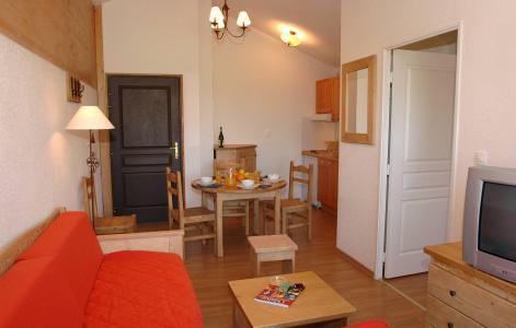 Vacances en montagne Résidence les Chalets d'Evian - Thollon les Mémises - Canapé-lit