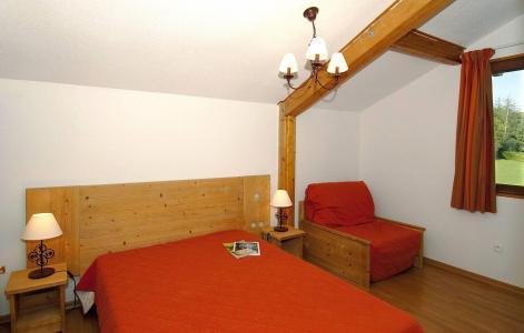 Vacances en montagne Résidence les Chalets d'Evian - Thollon les Mémises - Chambre