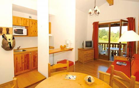 Vacances en montagne Résidence les Chalets d'Evian - Thollon les Mémises - Table