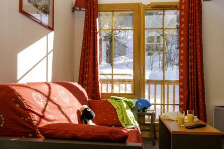 Vacances en montagne Résidence les Chalets de Belledonne - Saint Colomban des Villards - Canapé