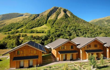 Location au ski Résidence les Chalets de l'Arvan II - Saint Sorlin d'Arves - Extérieur été